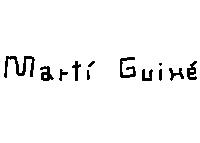 Martí Guixé