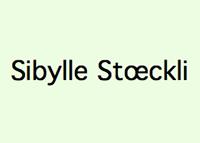 Sibylle Stoeckli