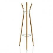 Steelwood coat stand
